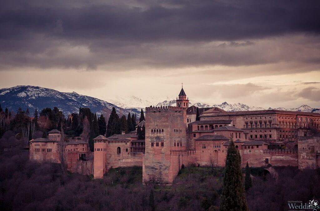 Engagement Session in Granada (Spain)